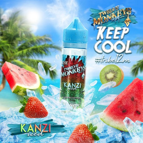 Twelve Monkeys - Ice Age - Kanzi 50 ml