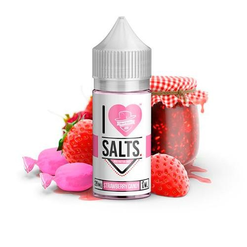 Mad Hatter I Love Salts - Strawberry Candy