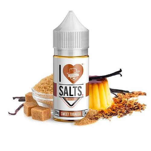 Mad Hatter I Love Salts - Sweet tabacco