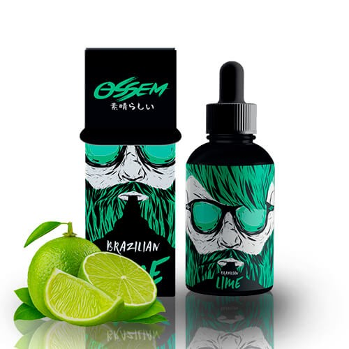 Ossem Juice - Brazilian Lime