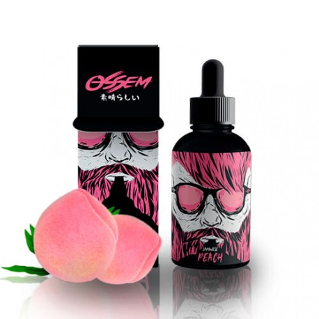 Ossem Juice - Japanese Peach