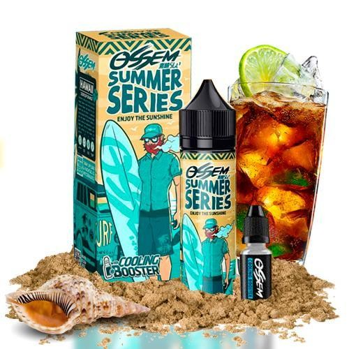 Hawaii Soursop Orange - Summer Series - Ossem Juice