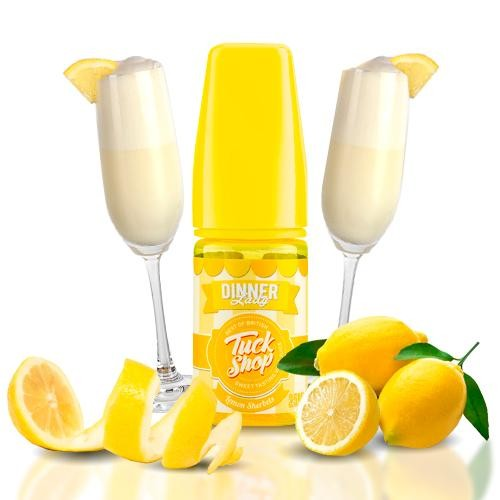 Lemon Sherberts 25 ml - Tucks Shop