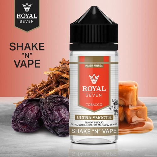 Royal Seven by Halo - Ultra Smooth 50/50