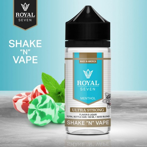 Royal Seven by Halo - Ultra Strong 50/50