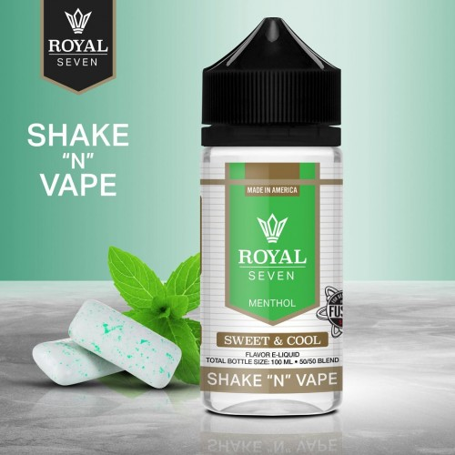 Royal Seven by Halo - Sweet and Cool 50/50