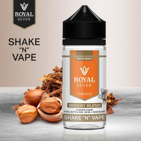 Royal Seven by Halo - Woodsy Blend 50/50