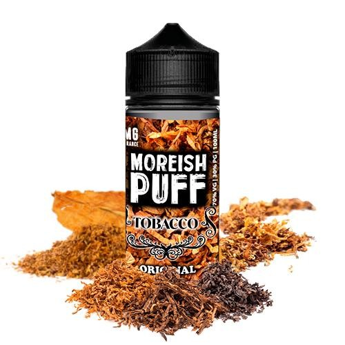 Moreish Puff - Tabacco Original