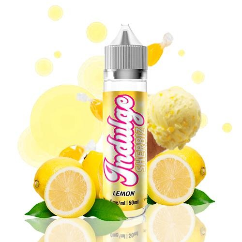 Indulge Sherbiz - Lemon 50 ml