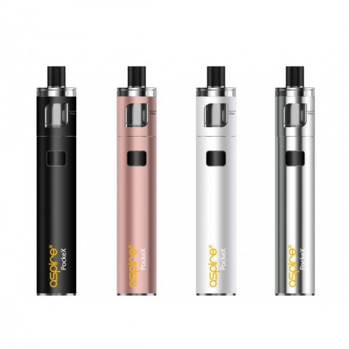 Kit Aspire PockeX Pocket AIO