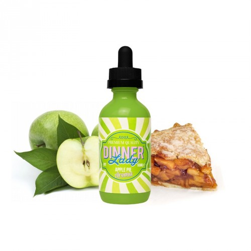 Dinner Lady - Apple Pie 50 ml