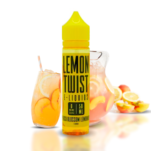 Lemon Twist - Peach Lemonade