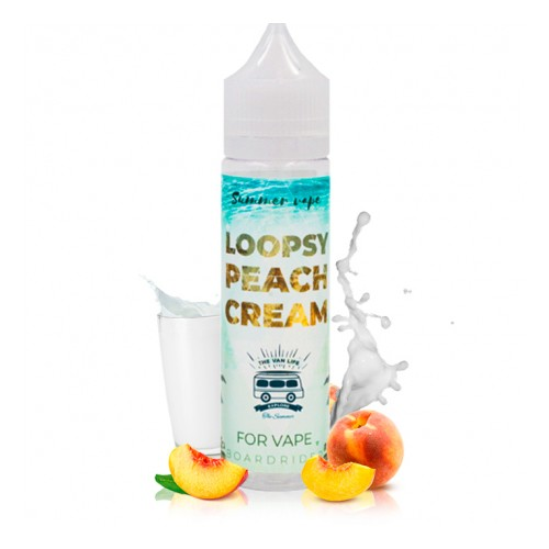 Vape'n Joy - Loopsy Peach Cream